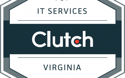 Capital Techies Proud to be Named a Top IT Services Partner in Virginia by Clutch!